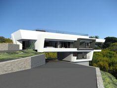 #Edificios #Contemporáneo #Exterior #Plantas #Arboles #Fachada #Vidrio