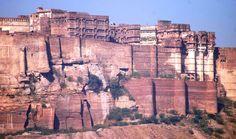 Tourist Attractions to Visit in Jodhpur - Mehrangarh Fort