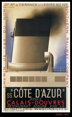 Côte D'azur [1931]