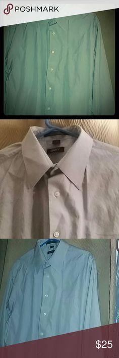 DKNY SUPER 100'S 2 PLY SALE this weekend Real nice shirt such a soft texture DKNY  Shirts Dress Shirts