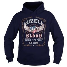 [New last name t shirt] MIZELL Teeshirt of year Hoodies, Funny Tee Shirts