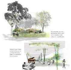 Pershing Square design proposal, Agence Ter and SALT