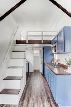 The Lodge Tiny House by Modern Tiny Living