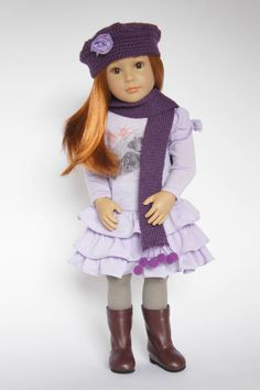 Kidz 'n' Cats doll Lauryn from the  2015 collection - gorgeous!
