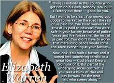 Elizabeth Warren - Next job: US Senator, then President Warren