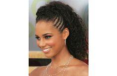 Penteados para Cabelos Afros