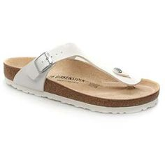 Incredibly comfortable! I have this Birkenstock Shoe style in ten different colors...it is perfect anywhere as long as the manicure is fresh!