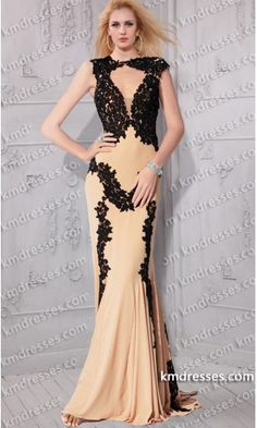 fabulous plunging V neck lace embellished Floor length evening gown.prom dresses,formal dresses,ball gown,homecoming dresses,party dress,evening dresses,sequin dresses,cocktail dresses,graduation dresses,formal gowns,prom gown,evening gown.