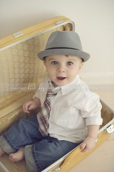 - Babys first birthday photos, put maybe with a guitar case.... And a newborn photo in a violin case