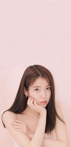 Korean Beauty Girls, Cute Korean Girl, Korean Girl Groups, Asian Beauty, Beautiful Girl Image, Beautiful Asian Girls, Cute Backgrounds For Phones, Iu Fashion, Korean Art
