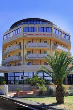 BEST WESTERN David Palace Hotel - Ristorante Davide dal 1955 - Porto San Giorgio (FM), Marche