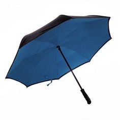 As Seen on TV BetterBrella, Black/Blue, Multicolor