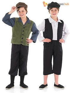 Boys kids victorian gent fancy dress peasant #urchin costume #oliver twist #outfi, View more on the LINK: http://www.zeppy.io/product/gb/2/181995232894/