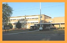 Hicksville High School... the old Alma mater