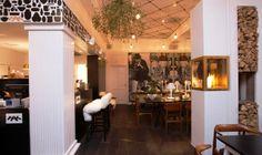 New Yorker style restaurant in Århus, Denmark