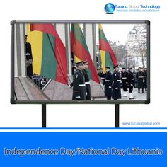 Wishing Everyone in #Lithuania A Very Happy #IndependenceDay/ #NationalDay