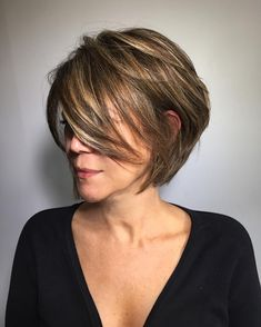 40 Best Short Haircut For Round Face Ideas