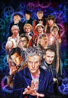 Happy 53rd birthday to the best television show in all of time and space! ⭐️ #DoctorWho More http://www.meddybear.net/