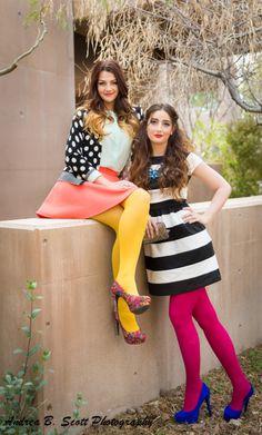 Posh Poses   Duet   Splashed & Splashes of Color   Sister Inspiration   Best Friend Inspiration   Senior Inspiration   High Fashion   Edgy #luxeinlasvegas #eyecandy