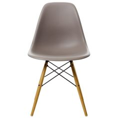 Buy Eames DSW Side Chair, Mauve Grey online at JohnLewis.com - John Lewis