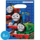 Thomas the Tank Engine Favor Bags - Party City