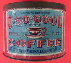 O-so-Good Steel Cut Coffee