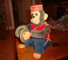 clapping monkey toy - Google Search Acting Exercises, Halloween 2018, Old Toys, Children's Books, Vintage Toys, Monkey, Bedrooms, Google Search, Animals