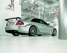 Mercedes Benz CLK DTM AMG