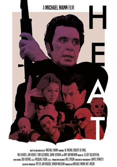 Heat (1995)  HD Wallpaper From Gallsource.com