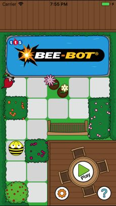 This app is based on the original Bee-Bot classroom-friendly floor robot. Using the same keypad as the in school floor robot version, the aim is for pupils to solve various challenges by programming a c. Computational Thinking, Bee Crafts, Stupid People, Ipod Touch, App Store, Ipad, Coding, Iphone, Learning