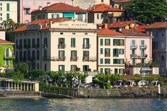 Bellagio, Italy.  Hotel Florence with magnificent view over Lake Cuomo...Been To
