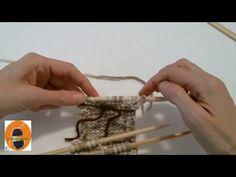 Kössünk! - Zoknikötés 5/2: a sarok (1.rész) - YouTube Bobby Pins, Knit Crochet, Hair Accessories, Facebook, Knitting, Crocheting, Videos, Youtube, Diy