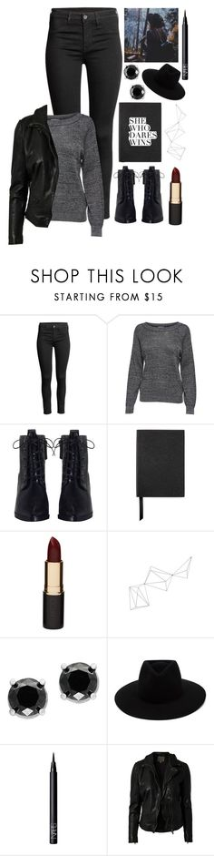 """""""she who dares wins."""" by lizzybel-18 ❤ liked on Polyvore featuring JDY, Zimmermann, Smythson, Dollhouse, Mimco, Jayson Home, Effy Jewelry, rag & bone, NARS Cosmetics and MuuBaa"""