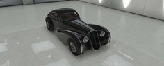 Sports Classic Cars– Truffade Z-Type