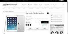 eCommerce Platform design by Goaxre on twago | #ecommerce #design #inspiration