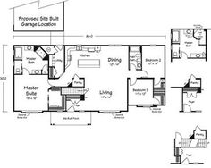 Clayton homes home floor plan manufactured homes for Kentucky dream homes floor plans