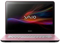 Sony VAIO Fit Series SVF14213CXP 14-Inch Core i3 Touch Laptop Sony http://www.amazon.com/dp/B00CFGVM2C/ref=cm_sw_r_pi_dp_ujXxub08RTXWW