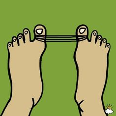 Painful Bunions Can Be Managed With Nothing More Than An Ordinary Hair Band