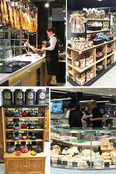 New Galeries Lafayette Gourmet store in Paris