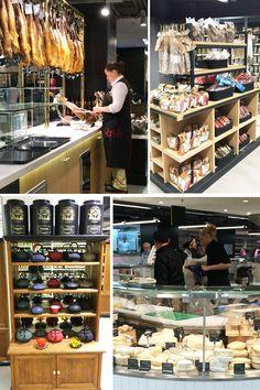 New Galeries Lafayette Gourmet store in Paris