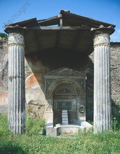 House of the Great Fountain on Via di Mercurio, Pompeii