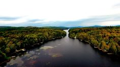 Camping Upstate NY - Drone Footage http://ift.tt/1SYUgnR