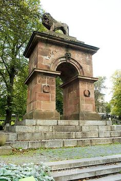 Old Burying Grounds, Halifax, NS History buffs will love strolling through  http://www.mervedinger.com