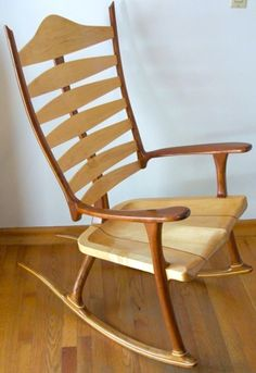These handmade rocking chairs have unique styling, incredible comfort, and offer a welcome retreat from the stresses of today, tomorrow, and decades to come.