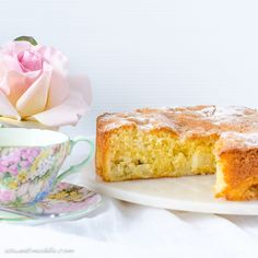 Dorset apple cake | A Sweet Muddle