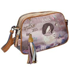 Anekke Ballerina Τσαντάκι ώμου Suitcase, Templates, Baby Gifts, Briefcases, Cosmetic Bag, Backpacks, Live, Store, Briefcase