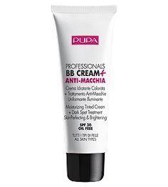 Crème hydratante teintée   Soin Anti taches lissante et unifiante BB CREAM in BB Cream - PUPA Milano 01