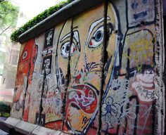 Part of the Berlin Wall, 520 Madison Ave. | Community Post: 20 Hidden Gems To Make You Fall In Love With NYC Again
