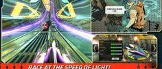 Flashout 2 carreras antigravedad en iOS