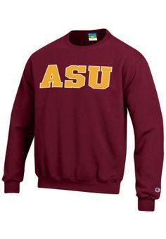 Product: Arizona State University Crewneck Sweatshirt